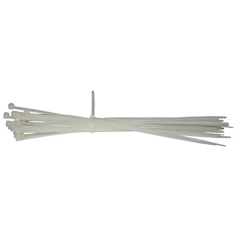 natural nylon cable ties