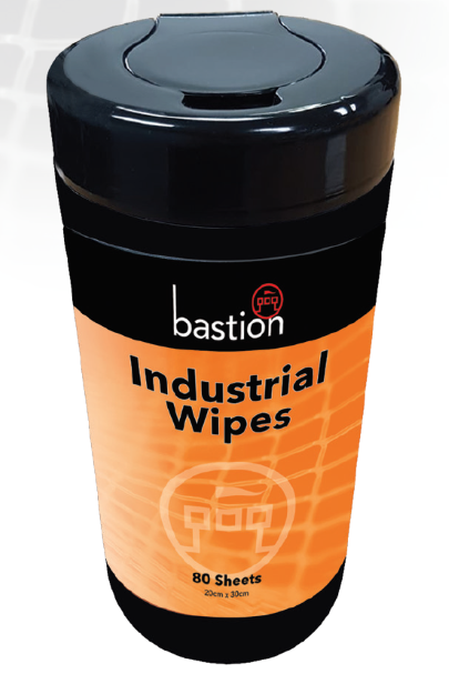 bastion industrial wipes