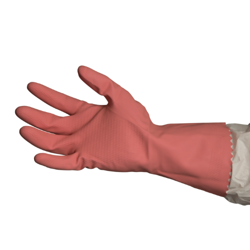 bastion pink sliverlined gloves