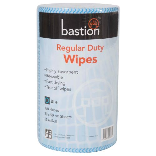 bastion regular duty 65m roll blue