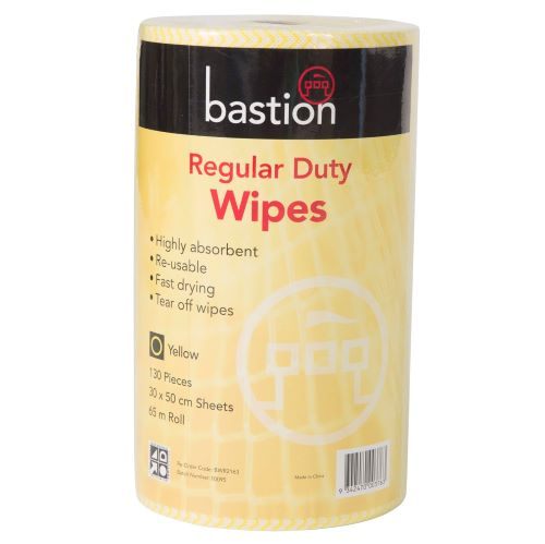 bastion regular duty 65m roll yellow