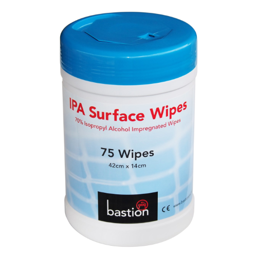 bastion IPA surface wipes