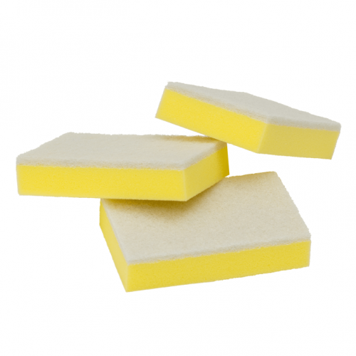 Bastion light duty sponge scourer