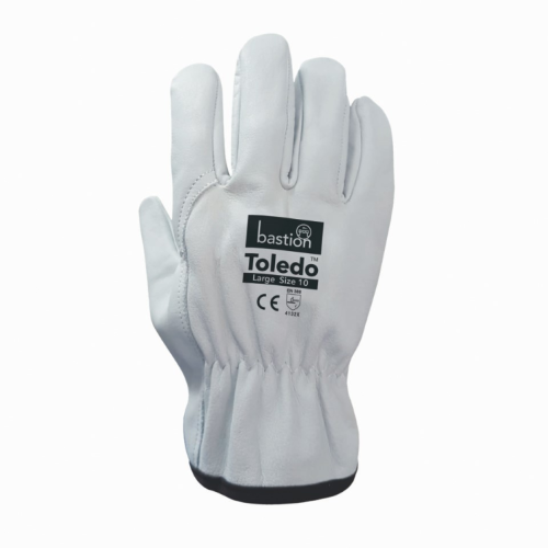 bastion toledo leather riggers glove