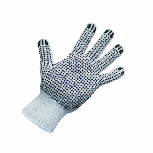 bastion polycotton gloves with black dots