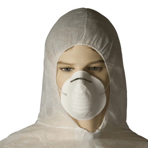 Lightweight Disposable Face Mask