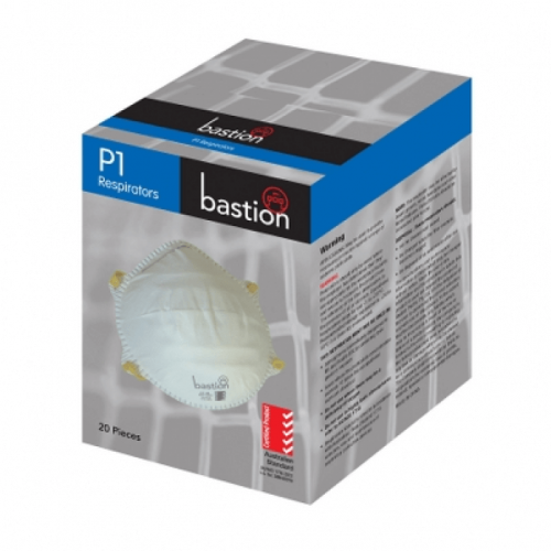 Bastion P1 Respirators