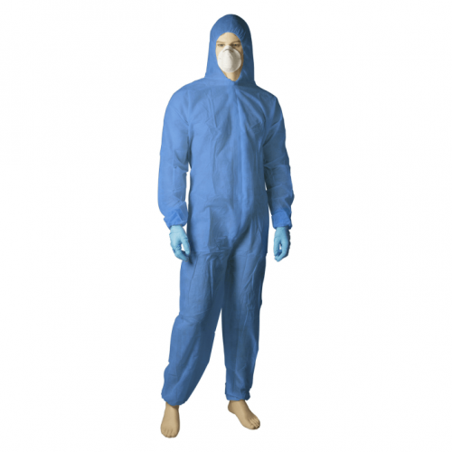 Bastion PP Coverall Blue