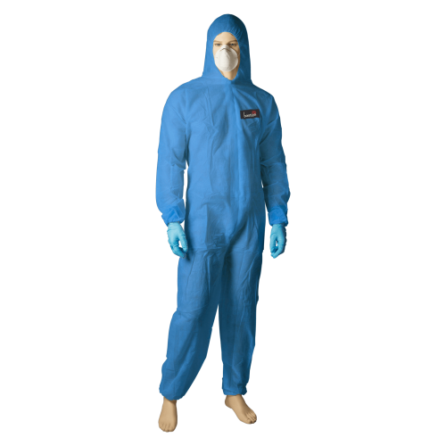 Bastion SMS Coverall Blue