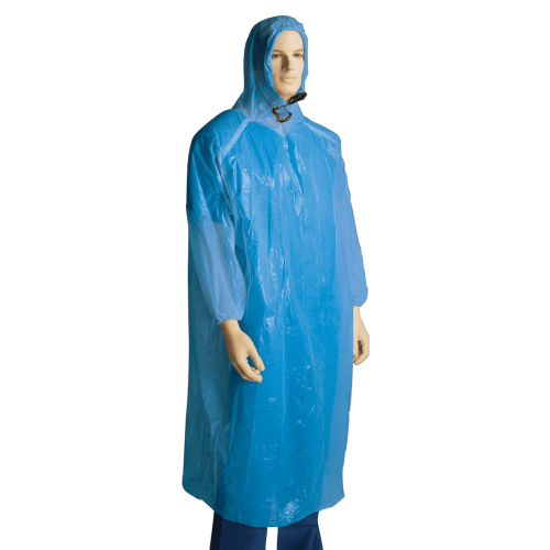 Bastion PE Poncho Blue