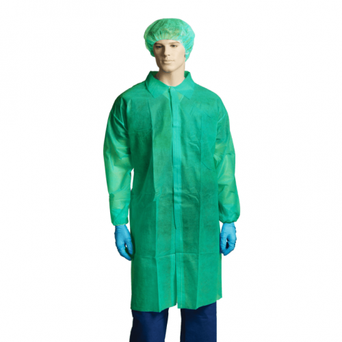Bastion PP Labcoat Green
