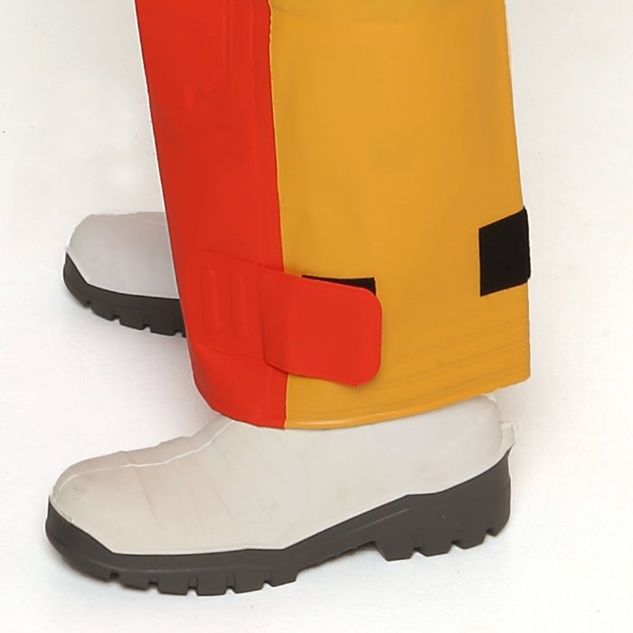 guy cotten xtrapper bib & braces boot fastener
