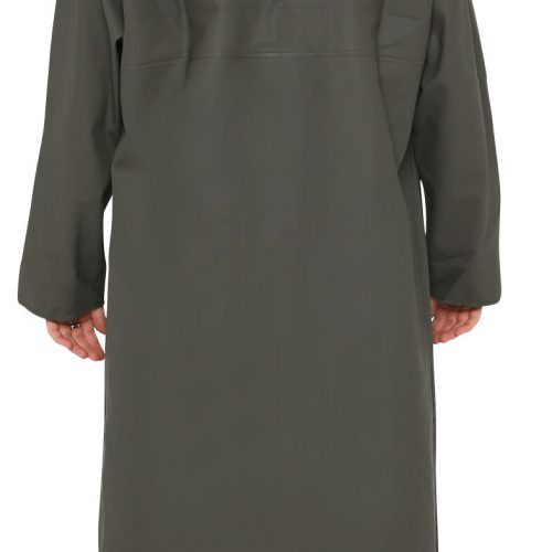 Isofarmer Long rain coat - back