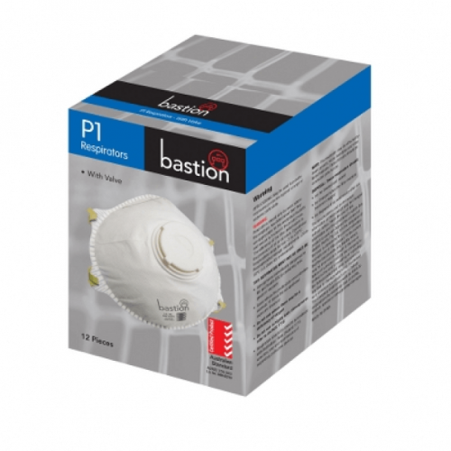 Bastion P1 with valve respirator