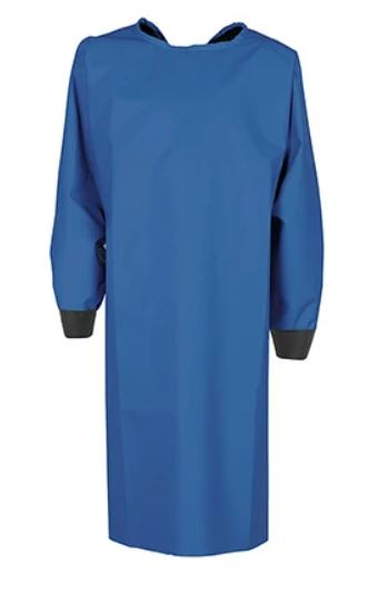 Guy Cotten Mantal Apron Blue