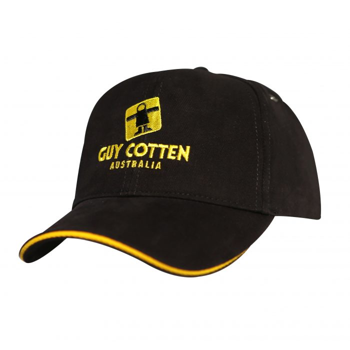 Guy Cotten Cap Black
