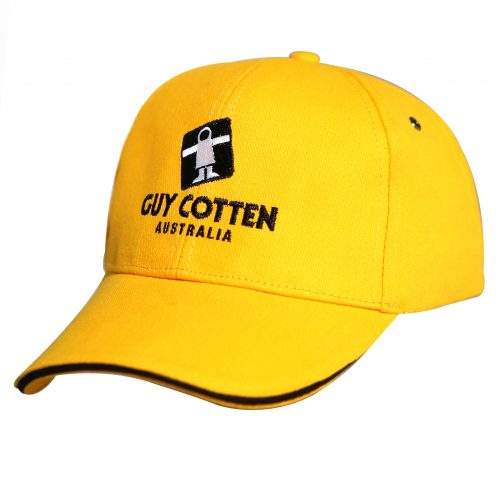 Guy Cotten Cap Yellow