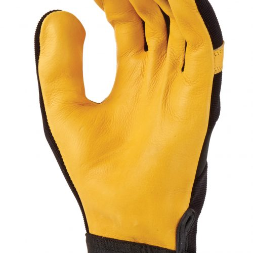 G-Force Leather Mechanics Palm