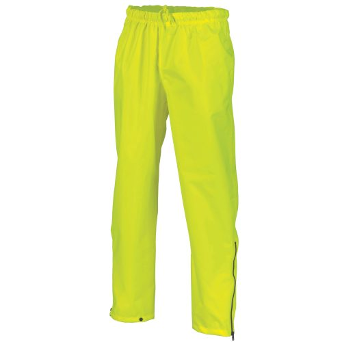 Hi Vis Lightweight rain pants