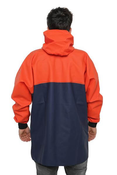 Guy cotten chinook smock back