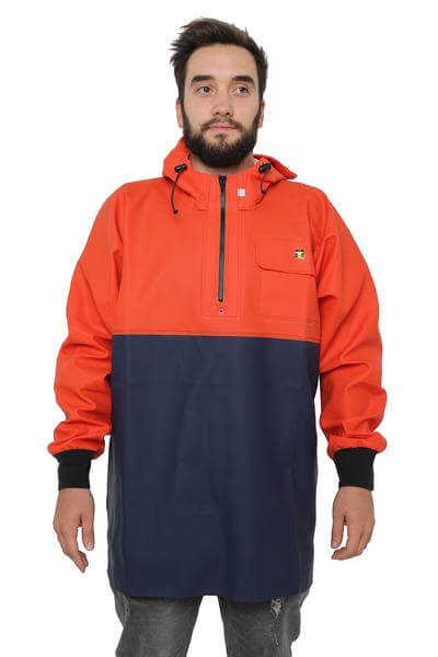 Guy cotten chinook smock front