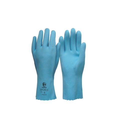 Frontier FoodPro Blue Gloves