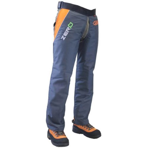 Clogger Zero Chainsaw Chaps - front