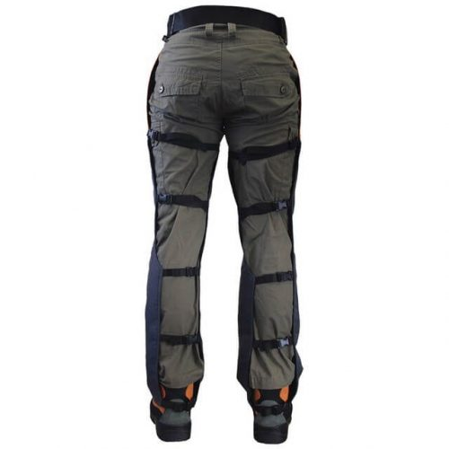 Clogger Zero Chainsaw Chaps - back