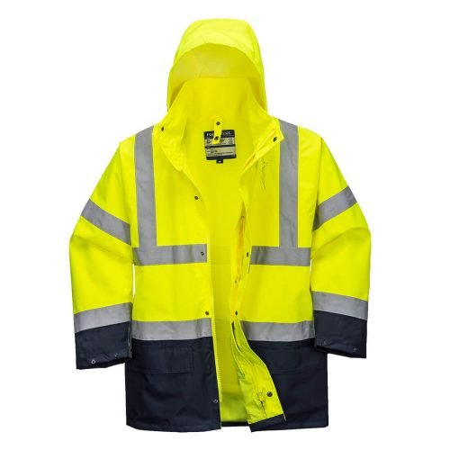 Portwest S766 5-in-1 Jacket Yellow